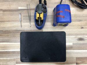 焊接工具、鑷子、十字螺絲起子