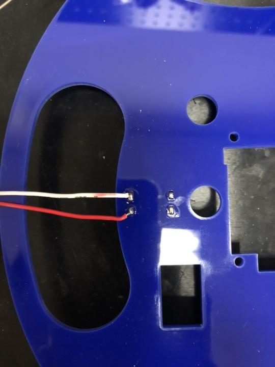 焊接按鈕、船型開關與杜邦線