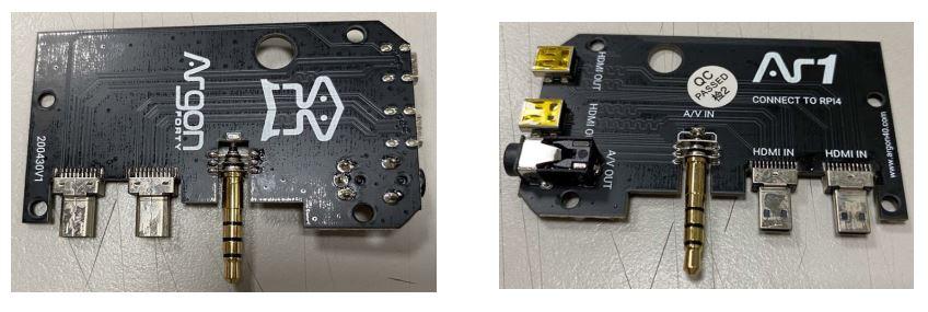 樹莓派 Raspberry Pi 4B 鋁合金散熱外殼-擴展板