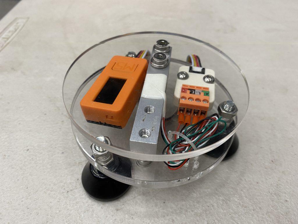 M5Stack 電子秤完成圖