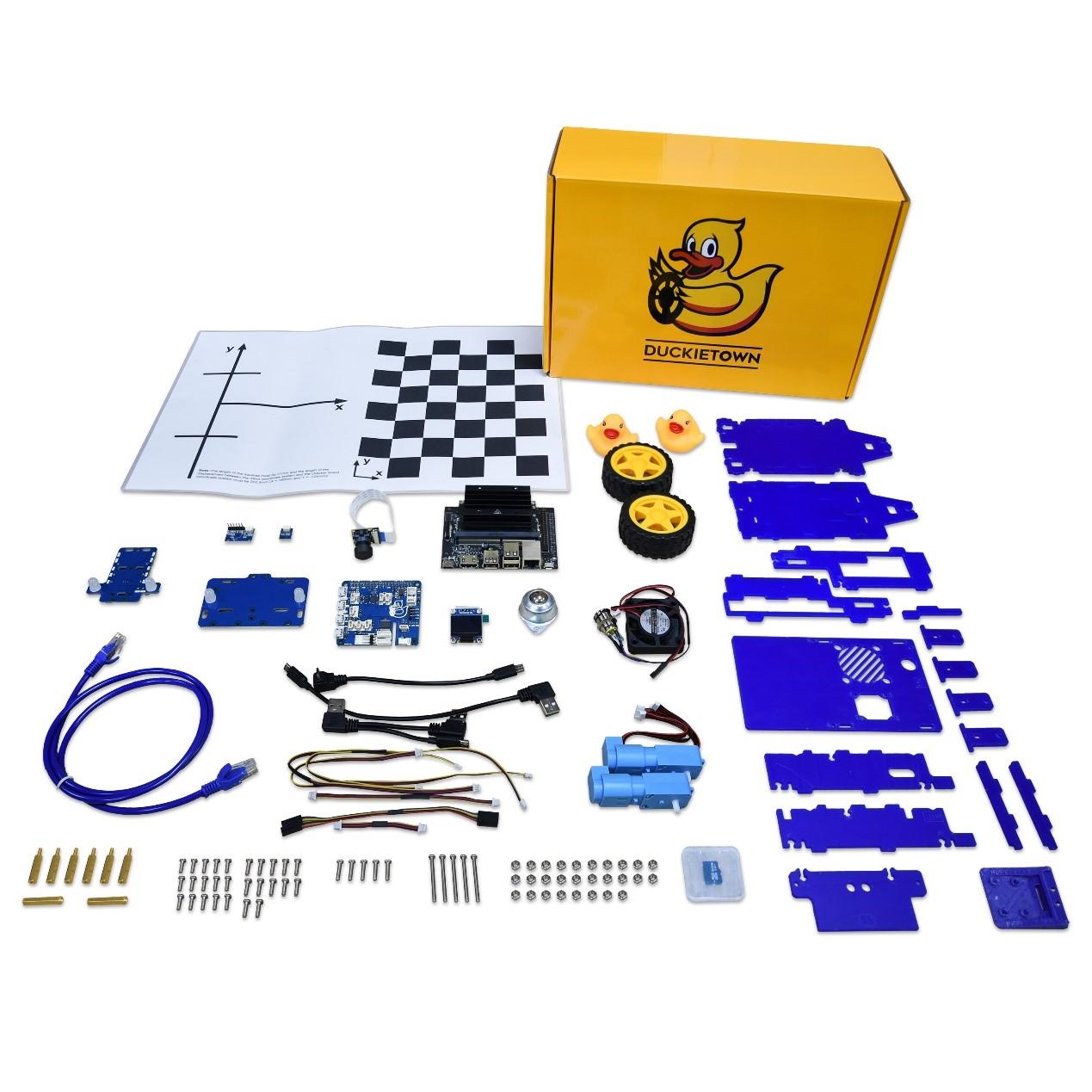 20210308 Duckiebot DB21M